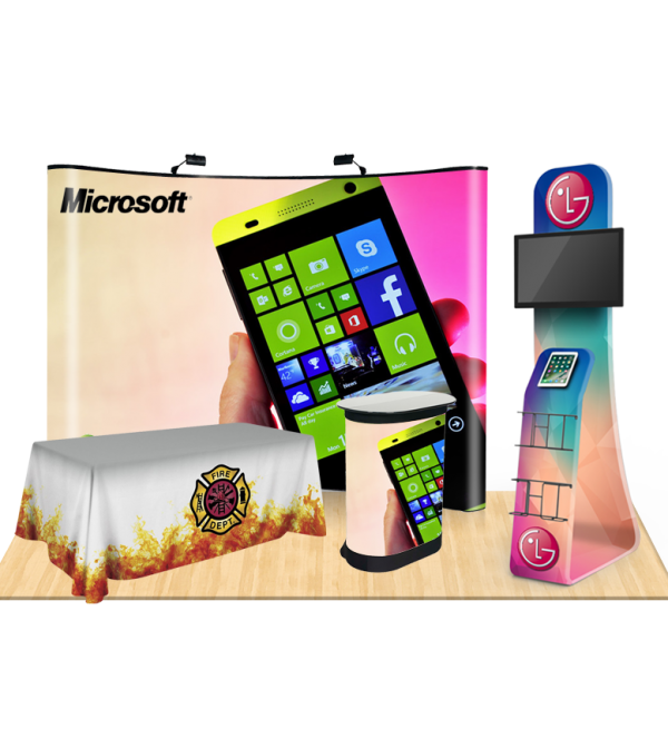 Trade Show Booth Packages